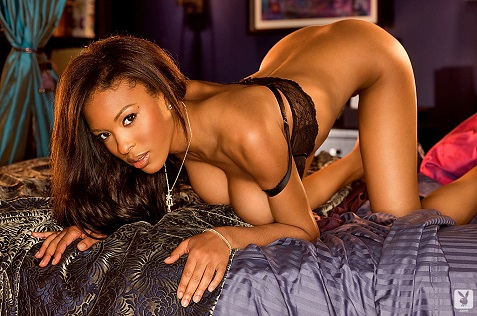 Patrice Hollis - Playboy Playmate September 2007